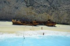 Griekenland, Zakynthos royalty-vrije stock fotografie