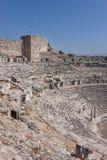Grieks amfitheater 2 Royalty-vrije Stock Foto