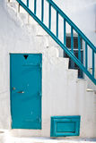 Grieks Detail Stock Foto's