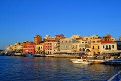 Grieks eiland Royalty-vrije Stock Afbeeldingen