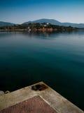 Grieks landschap Stock Afbeeldingen