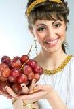 Grieks meisje Royalty-vrije Stock Foto