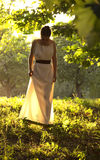 Grieks meisje royalty-vrije stock fotografie