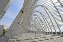 Grieks Olympisch stadion Stock Foto's