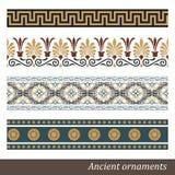 Grieks ornament vector illustratie