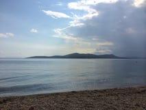 Grieks Septemper-weer Stock Fotografie