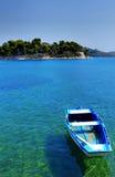 Griekse boot Stock Fotografie