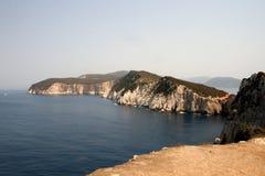 Griekse eilanden royalty-vrije stock afbeeldingen
