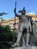 Griekse God van Portugal Stock Foto's
