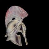 Griekse helm Royalty-vrije Stock Afbeelding