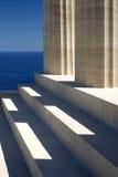 Griekse indrukken Royalty-vrije Stock Foto
