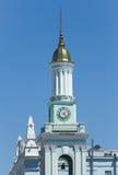Griekse Katholieke Kerk van heilige Catherine in Kiev. Stock Afbeeldingen