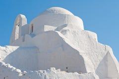 Griekse kerk Stock Afbeeldingen