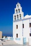 Griekse klokketoren Royalty-vrije Stock Foto's