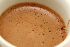Griekse koffie Stock Foto