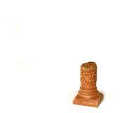 Griekse Kolom Royalty-vrije Stock Foto's