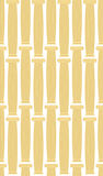 Griekse Kolomachtergrond Vector naadloos architecturaal patroon Stock Foto's
