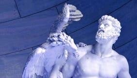 Griekse mythologie royalty-vrije stock afbeeldingen