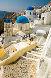 Griekse Orthodoxe Kerk royalty-vrije stock foto