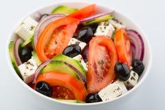 Griekse Salade Stock Fotografie