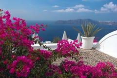 Griekse vakanties Stock Foto's