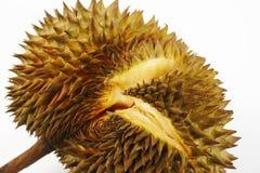 Grieta del durian Fotos de archivo