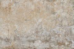 Grieta del stucoo de la pared del fondo del Grunge de la textura Fotos de archivo libres de regalías
