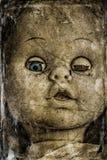 Griezelige pop Stock Afbeelding