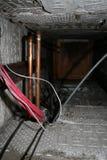 Griezelige Tunnel Stock Afbeeldingen