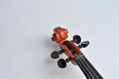 Grif violin. Royalty Free Stock Images