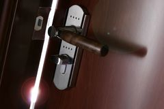 Griff der Tür Stockbilder