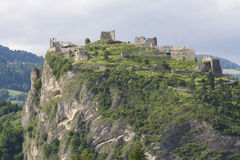 Griffen Schloss Lizenzfreie Stockfotografie