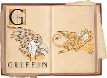 griffin Foto de archivo libre de regalías