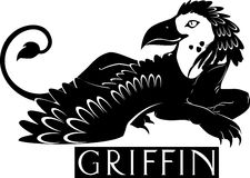 Griffin Royalty Free Stock Image