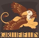 Griffin Stock Image