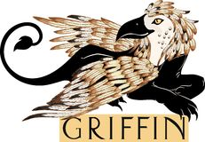 Griffin Royalty Free Stock Photos