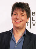 """Joshua Bell. Outstanding violinist Joshua Bell, known as the poet of the violin, arrives on the red carpet for the premiere of """"Third Person,"""" at the 13th Royalty Free Stock Photo"""