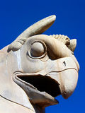 Griffin, Eagle's head Royalty Free Stock Image