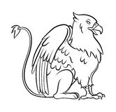 Griffin Royalty Free Stock Images