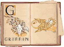 Griffin Royalty Free Stock Photo