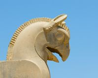 Griffin statue Royalty Free Stock Image