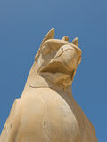 Griffin statue in Persepolis Royalty Free Stock Photo