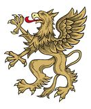 Griffin vector Stock Photography