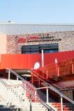 Griffith πανεπιστημιακό Queensland Conservatorium σε Southbank στο Μπρίσμπαν Αυστραλία Στοκ Φωτογραφία