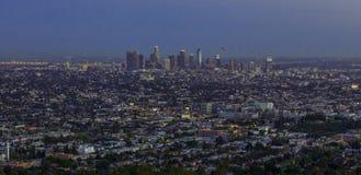 Griffith παρατηρητήριο & Λος Άντζελες πάρκων Στοκ φωτογραφία με δικαίωμα ελεύθερης χρήσης