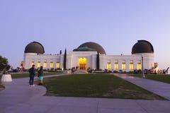 Griffith παρατηρητήριο στο Λος Άντζελες - το ΛΟΣ ΑΝΤΖΕΛΕΣ - ΚΑΛΙΦΟΡΝΙΑ - 19 Απριλίου 2017 Στοκ φωτογραφία με δικαίωμα ελεύθερης χρήσης
