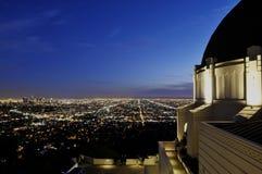 Griffith παρατηρητήριο στοκ εικόνα με δικαίωμα ελεύθερης χρήσης