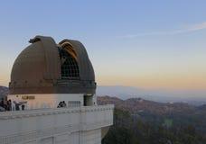 Griffith παρατηρητήριο στοκ εικόνες