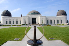 griffith observatorium Arkivfoto