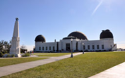 Griffith Observatory Royalty Free Stock Image